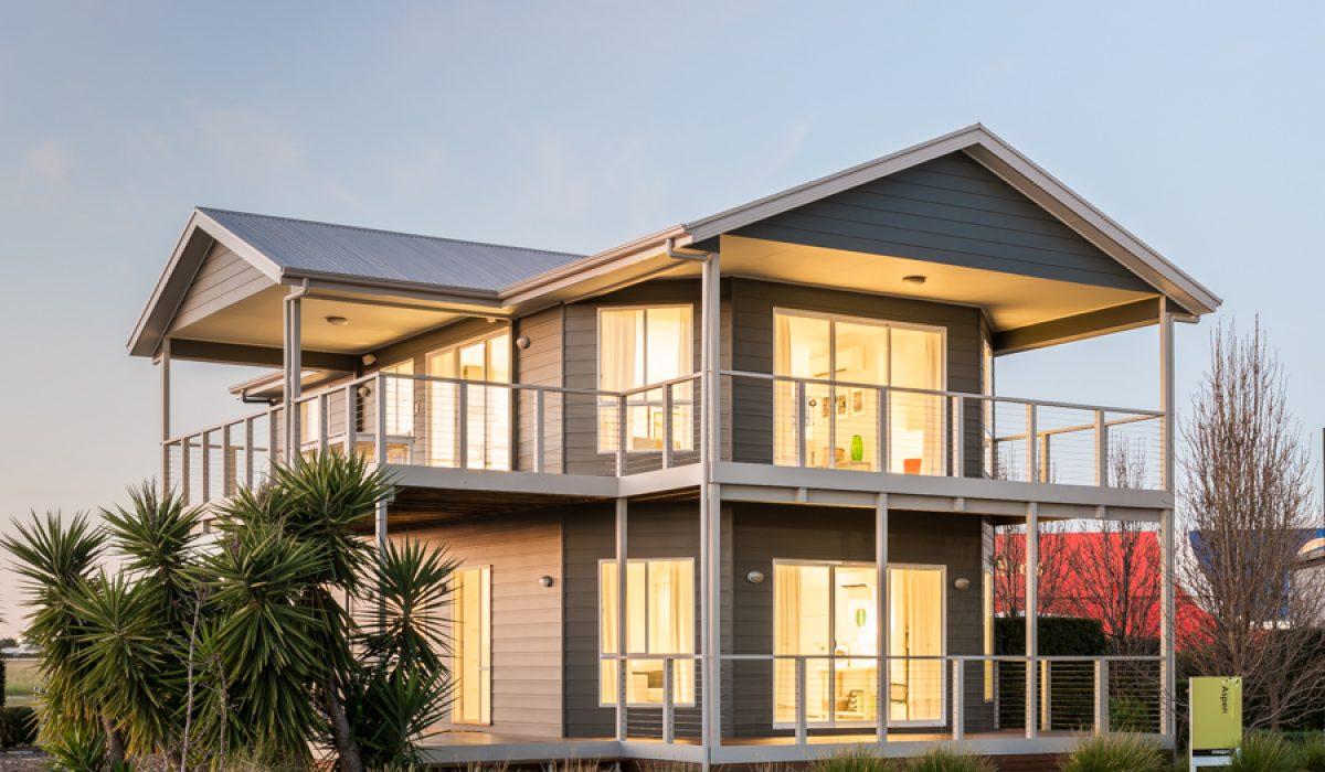 Aspen rivergum homes for Aspen home design