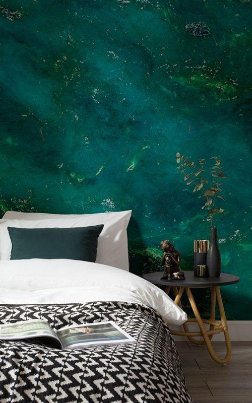 Jade Gemstone Wall Mural from www.muralswallpaper.com