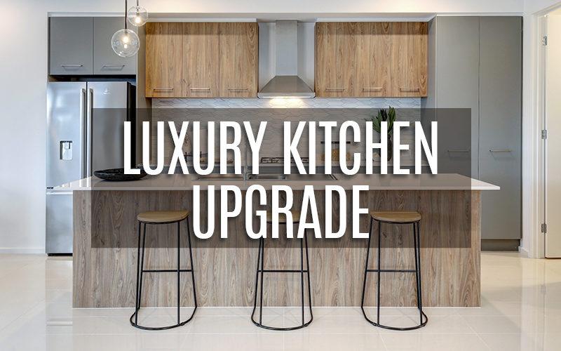 Free Luxury Kitchen Upgrade
